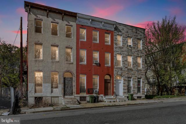 1304 Harlem Avenue, BALTIMORE, MD 21217 (#MDBA463750) :: Advance Realty Bel Air, Inc