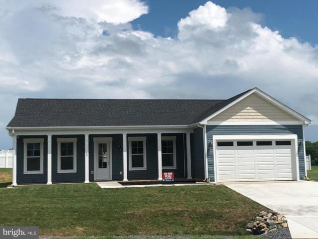 LOT 140 Toulouse Lane, MARTINSBURG, WV 25405 (#WVBE166764) :: Advance Realty Bel Air, Inc