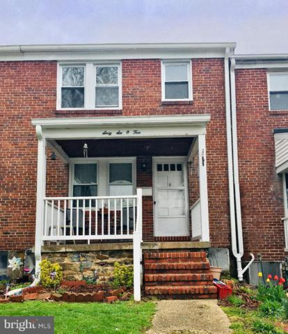 6604 Altamont Avenue, BALTIMORE, MD 21228 (#MDBC453542) :: SURE Sales Group