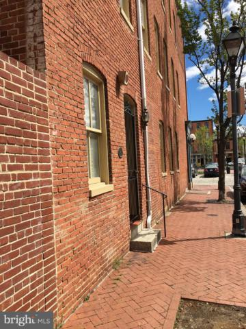 1634 Shakespeare Street #2, BALTIMORE, MD 21231 (#MDBA463792) :: Blue Key Real Estate Sales Team