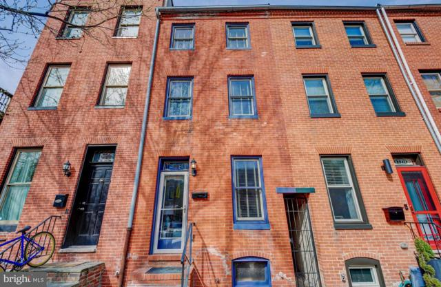 324 S Chester Street, BALTIMORE, MD 21231 (#MDBA463820) :: Eng Garcia Grant & Co.