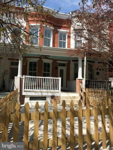 3448 Roland Avenue, BALTIMORE, MD 21211 (#MDBA463830) :: Blue Key Real Estate Sales Team