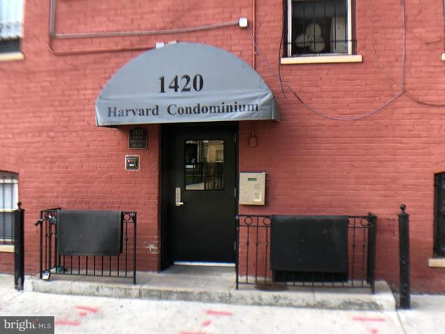 1420 Harvard Street NW #304, WASHINGTON, DC 20009 (#DCDC422244) :: The Speicher Group of Long & Foster Real Estate
