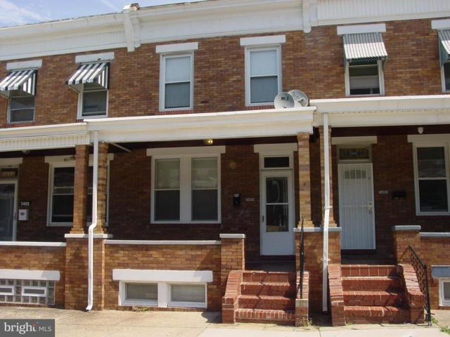 3404 Kenyon Avenue, BALTIMORE, MD 21213 (#MDBA463876) :: The Gus Anthony Team