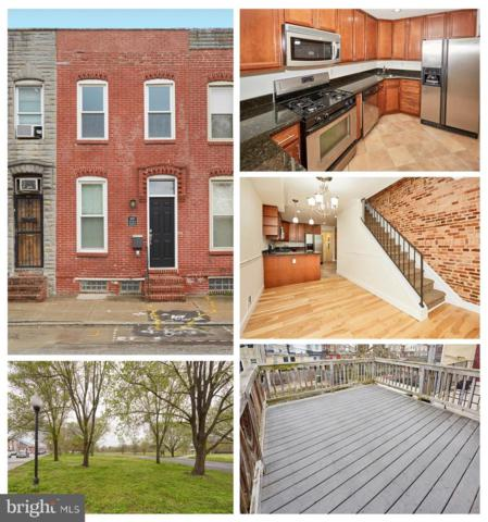 1427 Washington Boulevard, BALTIMORE, MD 21230 (#MDBA463904) :: Advance Realty Bel Air, Inc