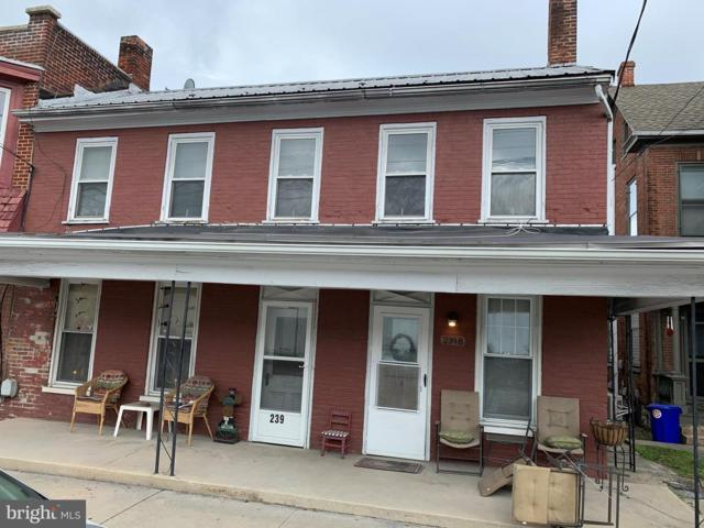 239 E King Street, SHIPPENSBURG, PA 17257 (#PACB111932) :: The Heather Neidlinger Team With Berkshire Hathaway HomeServices Homesale Realty
