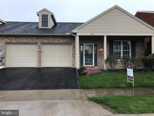 1822 Meridian Drive, HAGERSTOWN, MD 21742 (#MDWA164038) :: The Gus Anthony Team