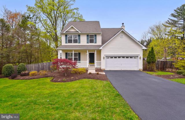 16 E Pleasant Hill Road, OWINGS MILLS, MD 21117 (#MDBC453728) :: The France Group