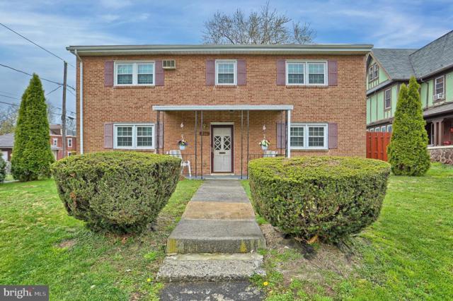 716 N 16TH Street, HARRISBURG, PA 17103 (#PADA109112) :: Benchmark Real Estate Team of KW Keystone Realty