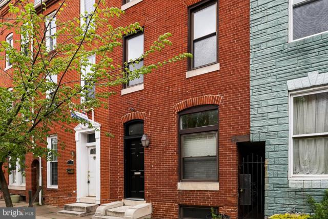 117 S Ann Street, BALTIMORE, MD 21231 (#MDBA463986) :: Blue Key Real Estate Sales Team