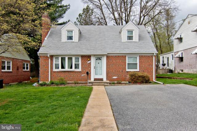830 Milford Mill Road, BALTIMORE, MD 21208 (#MDBC453782) :: The Gus Anthony Team