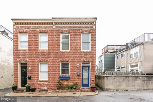 1700 William Street, BALTIMORE, MD 21230 (#MDBA464008) :: The Speicher Group of Long & Foster Real Estate