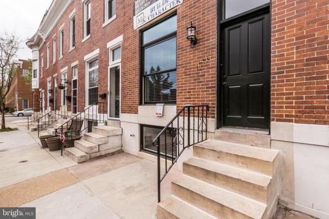 1738 Webster Street, BALTIMORE, MD 21230 (#MDBA464018) :: The Speicher Group of Long & Foster Real Estate