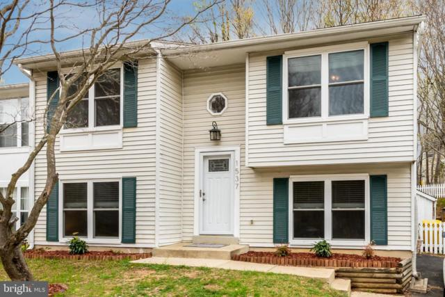 1537 Star Pine Drive, ANNAPOLIS, MD 21409 (#MDAA395890) :: Advance Realty Bel Air, Inc