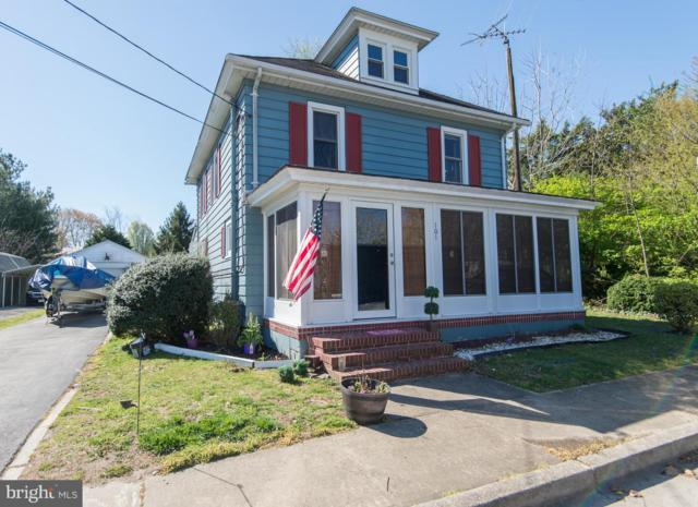 101 Webster Street, HURLOCK, MD 21643 (#MDDO123348) :: The Windrow Group