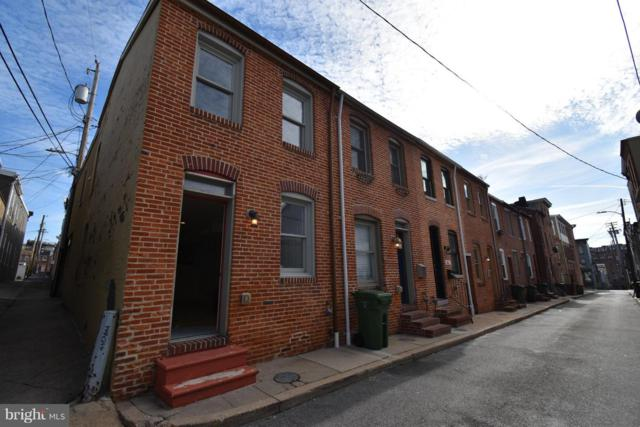 407 Duncan Street S, BALTIMORE, MD 21231 (#MDBA464066) :: Blue Key Real Estate Sales Team