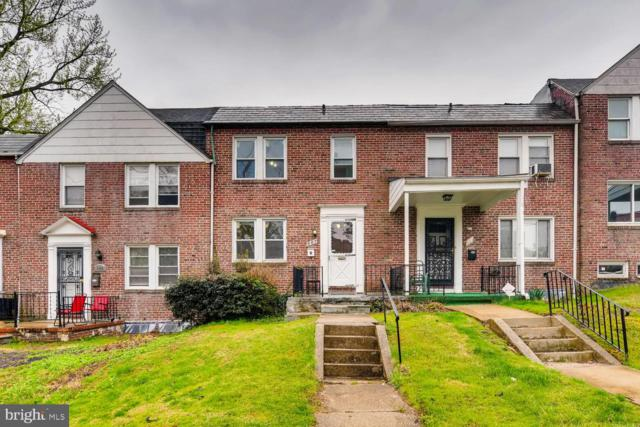 607 Winston Avenue, BALTIMORE, MD 21212 (#MDBA464092) :: ExecuHome Realty