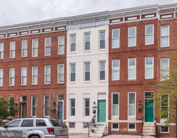 1434 N Bond Street, BALTIMORE, MD 21213 (#MDBA464114) :: Homes to Heart Group