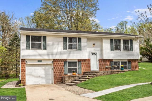 5470 Marsh Hawk Way, COLUMBIA, MD 21045 (#MDHW261752) :: Blue Key Real Estate Sales Team
