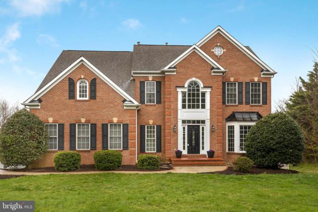 9815 Ritchie Court, IJAMSVILLE, MD 21754 (#MDFR244324) :: The Gus Anthony Team