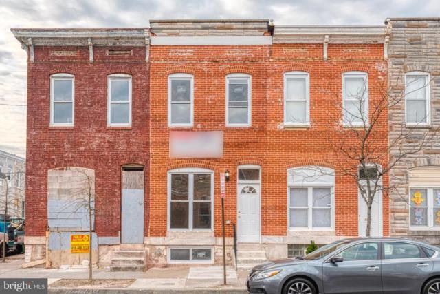 2407 Ashland Avenue, BALTIMORE, MD 21205 (#MDBA464152) :: Keller Williams Pat Hiban Real Estate Group