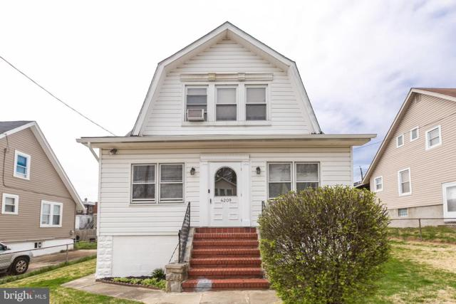 4209 Arizona Avenue, BALTIMORE, MD 21206 (#MDBA464154) :: The Miller Team