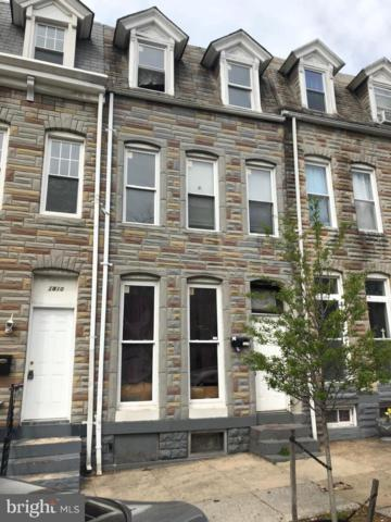 1812 N Caroline Street, BALTIMORE, MD 21213 (#MDBA464168) :: Radiant Home Group
