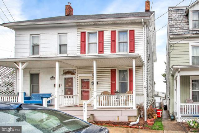 120 N Franklin Street, RED LION, PA 17356 (#PAYK114560) :: Younger Realty Group