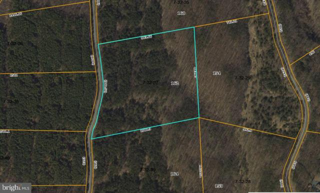 Graces Cabin Road Lot 162, ROMNEY, WV 26757 (#WVHS112362) :: Blue Key Real Estate Sales Team