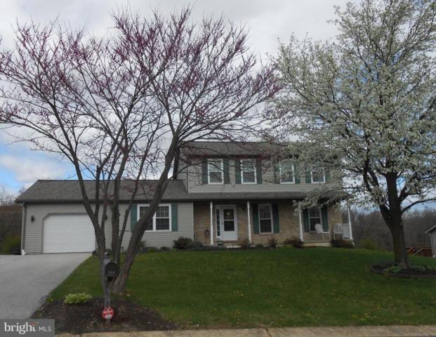 134 Berkshire Lane, STEWARTSTOWN, PA 17363 (#PAYK114564) :: John Smith Real Estate Group