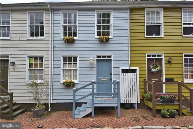 35 Pinkney Street, ANNAPOLIS, MD 21401 (#MDAA395990) :: Advance Realty Bel Air, Inc
