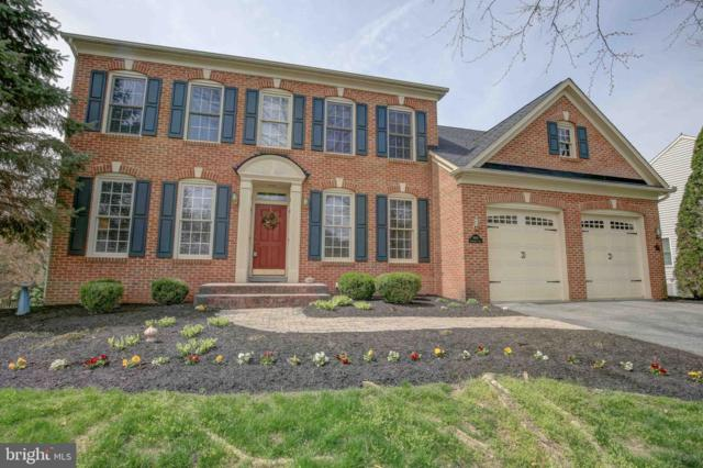 9810 Mahogany Run, IJAMSVILLE, MD 21754 (#MDFR244348) :: ExecuHome Realty