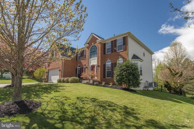 14701 Pennshire Drive, HAYMARKET, VA 20169 (#VAPW464760) :: Jacobs & Co. Real Estate