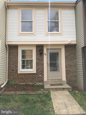 28 Cross Ridge Court, GERMANTOWN, MD 20874 (#MDMC652850) :: The Miller Team