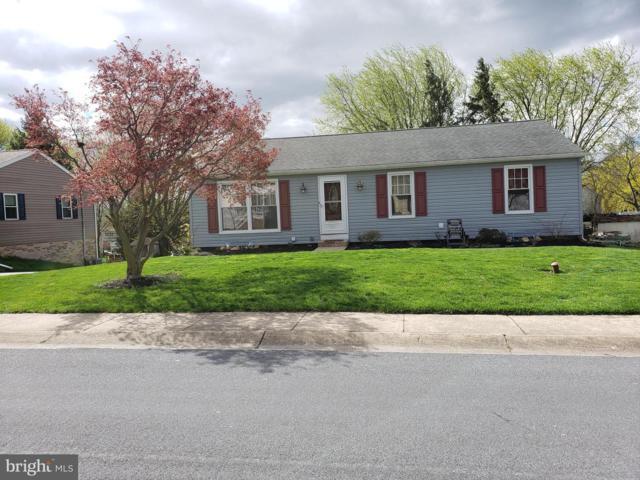 411 Vine Street, WRIGHTSVILLE, PA 17368 (#PAYK114598) :: Benchmark Real Estate Team of KW Keystone Realty