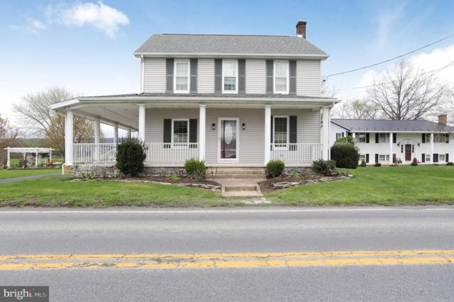 3851 Mercersburg Road, MERCERSBURG, PA 17236 (#PAFL164782) :: Keller Williams of Central PA East