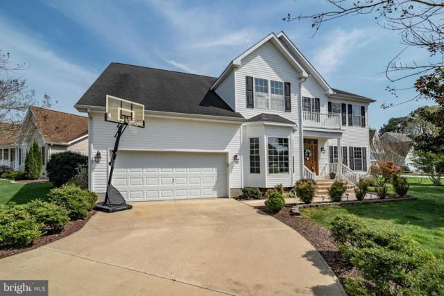 10258 Bent Creek Court, OCEAN CITY, MD 21842 (#MDWO105414) :: The Sky Group