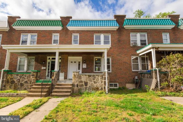 6760 Woodley Road, BALTIMORE, MD 21222 (#MDBC453980) :: Advance Realty Bel Air, Inc