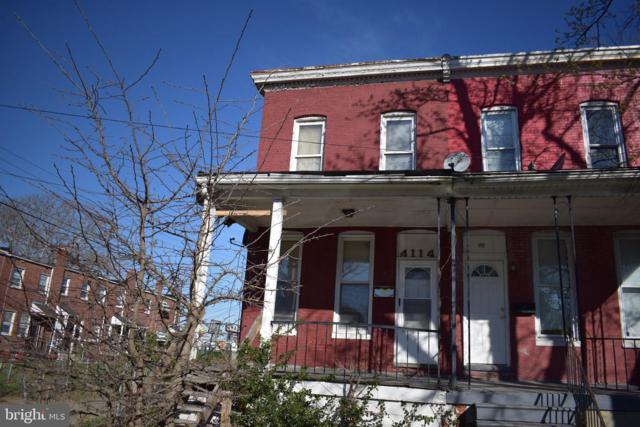 4114 Newton Avenue, BALTIMORE, MD 21215 (#MDBA464264) :: Kathy Stone Team of Keller Williams Legacy
