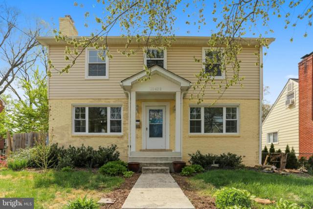 10422 Hayes Avenue, SILVER SPRING, MD 20902 (#MDMC652936) :: The Gus Anthony Team