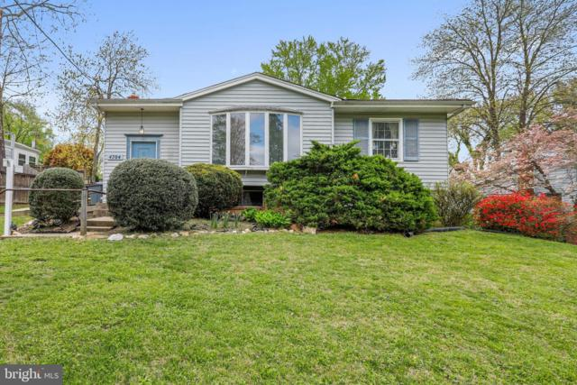 4704 Wissahican Avenue, ROCKVILLE, MD 20853 (#MDMC652956) :: The Maryland Group of Long & Foster