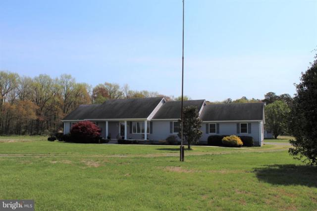 9485 & 20 AC Lot Melson Church Road, DELMAR, MD 21875 (#MDWC102910) :: RE/MAX Coast and Country