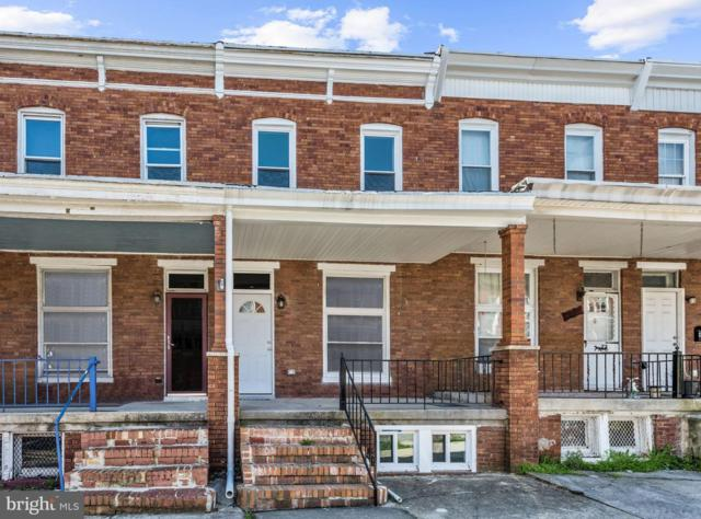 623 Mckewin Avenue, BALTIMORE, MD 21218 (#MDBA464288) :: The Gus Anthony Team