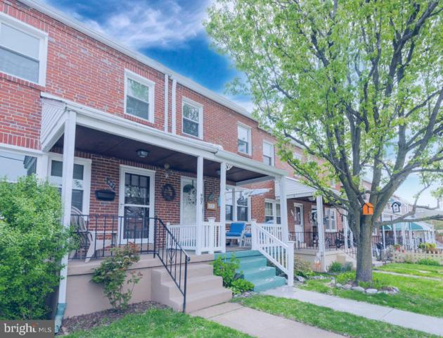 907 Joh Avenue, BALTIMORE, MD 21229 (#MDBA464298) :: The Redux Group