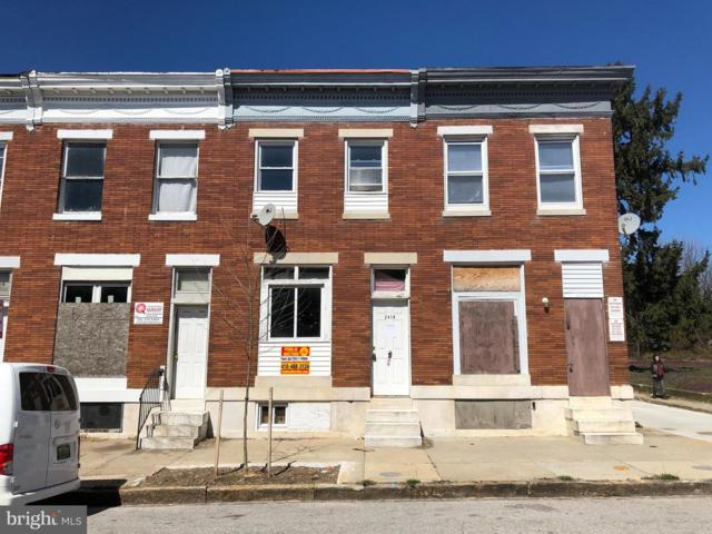 2418 E Oliver Street, BALTIMORE, MD 21213 (#MDBA464320) :: Advance Realty Bel Air, Inc
