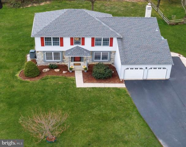 206 Mill Pond Drive, EXTON, PA 19341 (#PACT475922) :: Keller Williams Real Estate