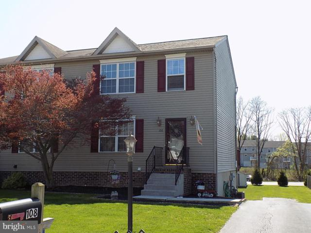108 Ruel Avenue, HANOVER, PA 17331 (#PAYK114680) :: The Jim Powers Team