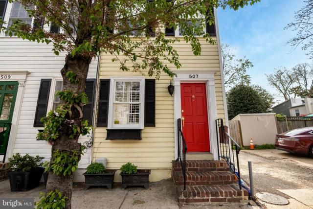 507 N Patrick Street, ALEXANDRIA, VA 22314 (#VAAX234362) :: Blue Key Real Estate Sales Team