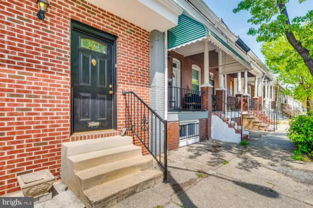 300 E 27TH Street, BALTIMORE, MD 21218 (#MDBA464388) :: Blackwell Real Estate