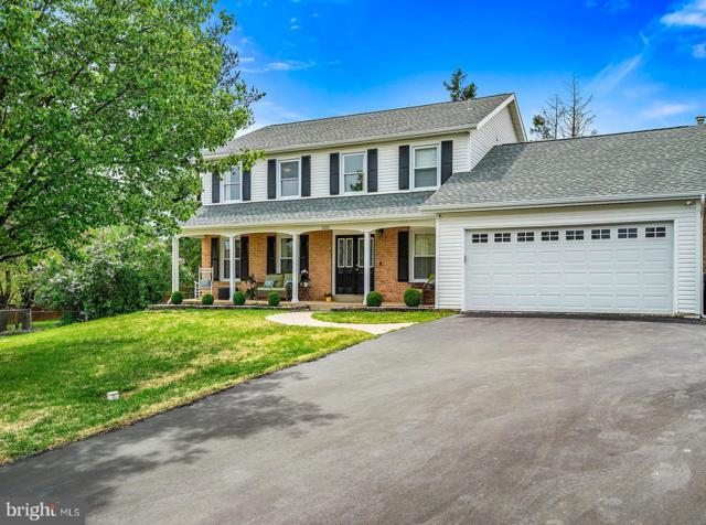 10212 Carmel Way, MANASSAS, VA 20110 (#VAMN136870) :: Jacobs & Co. Real Estate
